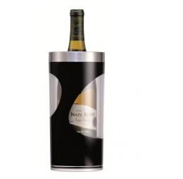 Koeler Zwart voor 1 fles