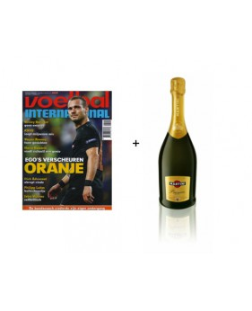 Voetbal International + Prosecco