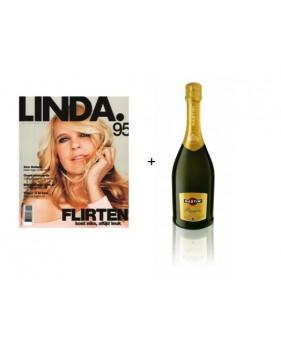 LINDA. + Prosecco