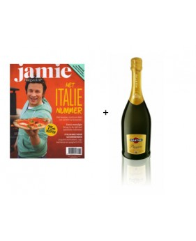 JAMIE + Prosecco