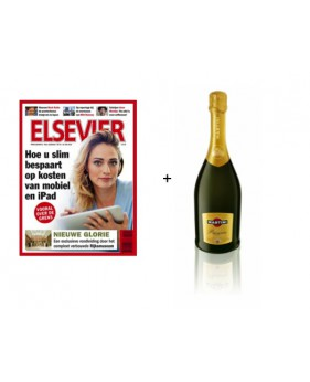 Elsevier + Prosecco