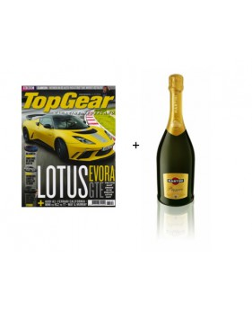 Top Gear + Prosecco