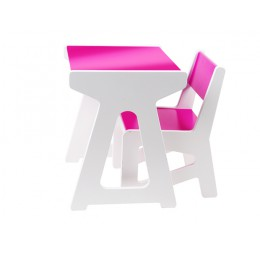 Mini Desk Set Pink
