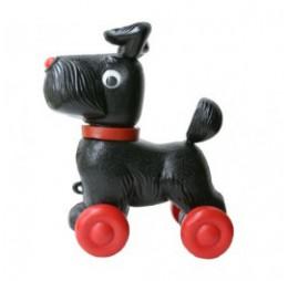 Trek- Hond Rex Zwart