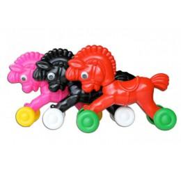 Trek-Paard Zorro Pink