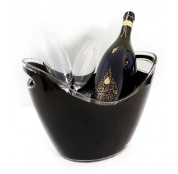 Champagnepakket Zwarte Koeler Gondel