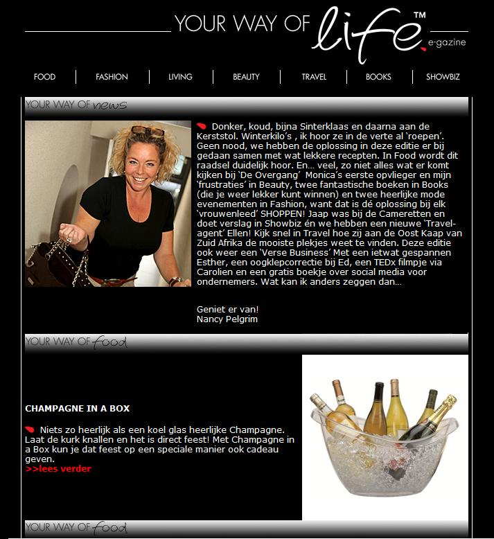 yourwayoflife.nl Champagneinabox.nl
